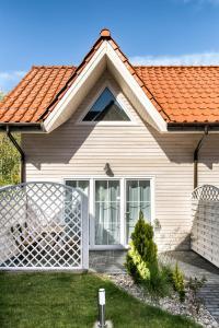 Villa Baltica, Apartmanok  Niechorze - big - 37