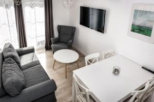 Villa Baltica, Apartments  Niechorze - big - 6