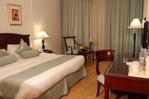 Swiss International Al Hamra Hotel, Szállodák  Dammam - big - 21