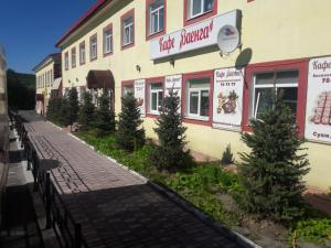 Hotel Severomorsk, Szállodák  Szeveromorszk - big - 36
