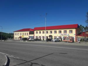 Hotel Severomorsk, Szállodák  Szeveromorszk - big - 34