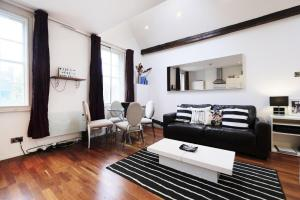 New Super 1 BD Flat in the Heart of Islington, Apartmány  Londýn - big - 2