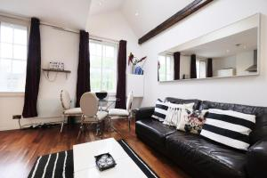 New Super 1 BD Flat in the Heart of Islington, Apartmány  Londýn - big - 10