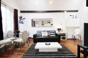 New Super 1 BD Flat in the Heart of Islington, Apartmány  Londýn - big - 15