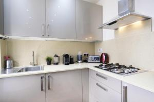 NEW 2BD Flat in Vibrant City Centre Camden!, Apartmány  Londýn - big - 12