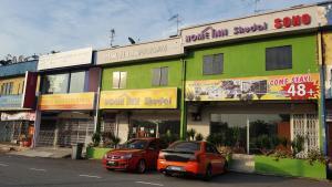Home Inn Skudai SOHO, Hotel  Johor Bahru - big - 77