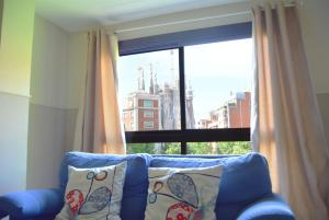Suite Home Sagrada Familia, Апартаменты  Барселона - big - 68