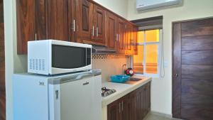 Apartamento Regina #2, Апартаменты  Пуэрто-Эскондидо - big - 18