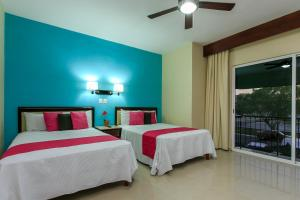 Koox Siglo 21 Corporate Aparthotel, Residence  Mérida - big - 11