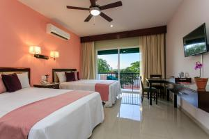 Koox Siglo 21 Corporate Aparthotel, Aparthotels  Mérida - big - 5