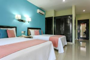 Koox Siglo 21 Corporate Aparthotel, Aparthotely  Mérida - big - 4