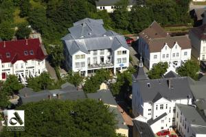 Haus Strandperle, Апартаменты  Цинновиц (Остзебад) - big - 98