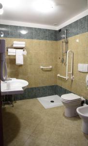 Hotel Riz B.B, Hotely  San Genesio ed Uniti - big - 24