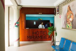 Hotel Mirambeau, Отели  Ломе - big - 48