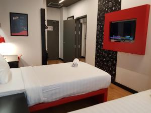 Tune Hotel klia2, Airport Transit Hotel, Hotels  Sepang - big - 15