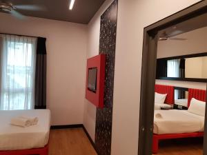 Tune Hotel klia2, Airport Transit Hotel, Hotels  Sepang - big - 13