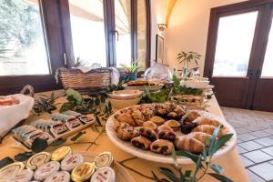 Masseria Ruri Pulcra, Hotel  Patù - big - 100