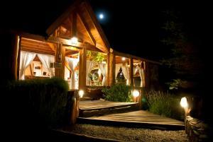 Hostería Casa del Lago, Penziony – hostince  Villa La Angostura - big - 26