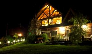 Hostería Casa del Lago, Penziony – hostince  Villa La Angostura - big - 27