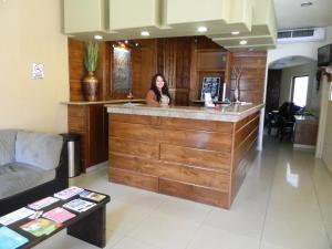 Hotel Lluvia Del Mar, Отели  Пуэрто-Пеньяско - big - 26