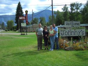 Johnny's Motel, Motels  Grand Forks - big - 35