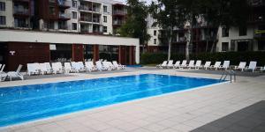 Apartament Aquamarine Kołobrzeg Polanki, Appartamenti  Kołobrzeg - big - 17