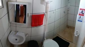 Hostel Itakamã, Хостелы  Алту-Параизу-ди-Гояс - big - 6