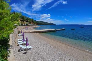 4 star hotel Lavanda Mobile Homes Orebić Croatia