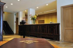 Hotel Kreuz & Post, Отели  Гриндельвальд - big - 42