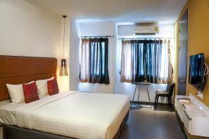 Aim House Bangkok, Hotel  Bangkok - big - 104