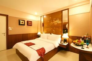 Mariya Boutique Hotel At Suvarnabhumi Airport, Hotel  Lat Krabang - big - 4