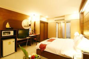 Mariya Boutique Hotel At Suvarnabhumi Airport, Hotel  Lat Krabang - big - 6