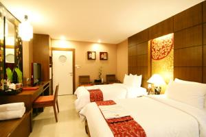 Mariya Boutique Hotel At Suvarnabhumi Airport, Hotely  Lat Krabang - big - 9