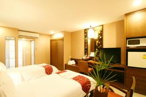 Mariya Boutique Hotel At Suvarnabhumi Airport, Hotely  Lat Krabang - big - 10
