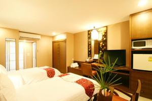 Mariya Boutique Hotel At Suvarnabhumi Airport, Hotel  Lat Krabang - big - 10
