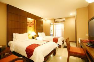 Mariya Boutique Hotel At Suvarnabhumi Airport, Hotel  Lat Krabang - big - 11