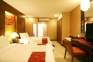 Mariya Boutique Hotel At Suvarnabhumi Airport, Hotel  Lat Krabang - big - 12