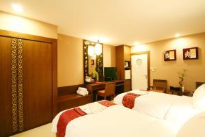 Mariya Boutique Hotel At Suvarnabhumi Airport, Hotel  Lat Krabang - big - 14