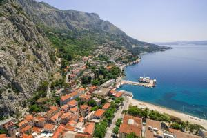 4 star apartment Vila Mama Omiš Croatia