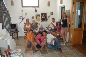 Casa Leonor, Venkovské domy  Vejer de la Frontera - big - 30