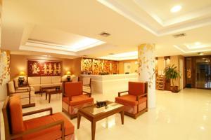 Mariya Boutique Hotel At Suvarnabhumi Airport, Hotely  Lat Krabang - big - 82