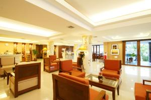 Mariya Boutique Hotel At Suvarnabhumi Airport, Hotely  Lat Krabang - big - 85