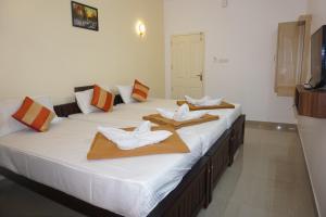 Hisham Residency, Hotel  Kakkanad - big - 22