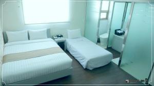 Residence Mumum Hotel, Szállodák  Puszan - big - 32