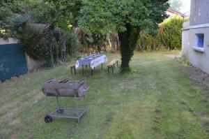 Weckerlin, Holiday homes  Sarliac-sur-l'Isle - big - 18