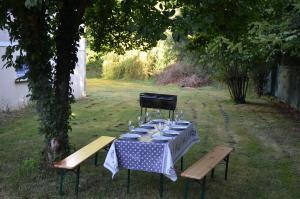 Weckerlin, Holiday homes  Sarliac-sur-l'Isle - big - 19