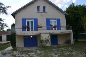Weckerlin, Holiday homes  Sarliac-sur-l'Isle - big - 34