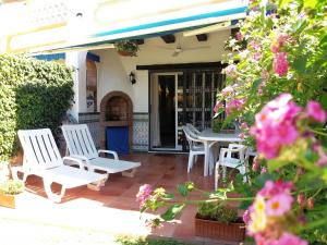 Belinda Campanario, Holiday homes  Sitio de Calahonda - big - 18
