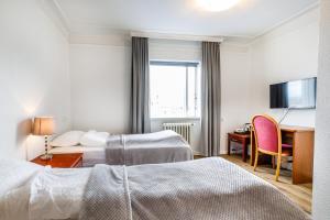 Hotel Blanda, Hotel  Blönduós - big - 7