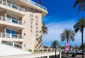 THB Mirador, Hotel  Palma di Maiorca - big - 49